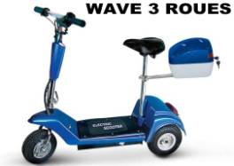 "CITYCOOL 250W "" "" WAVE3 ROUES 350W """